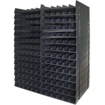 Spectrum Noir Marker Storage Racks Black Empty