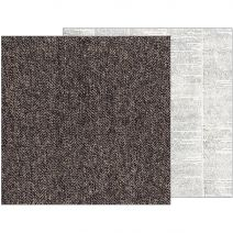 Warm And Cozy Collection 12 X 12 Double Sided Paper Tweed