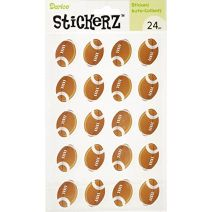 Football Stickers Party Accessory