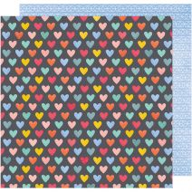 Collection 12 X 12 Double Sided Paper Oh Lovely