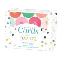 Page Evans Fancy Free A2 Cards Boxed Set